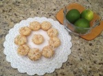 Coconut Lime Donuts Teenage Cakeland